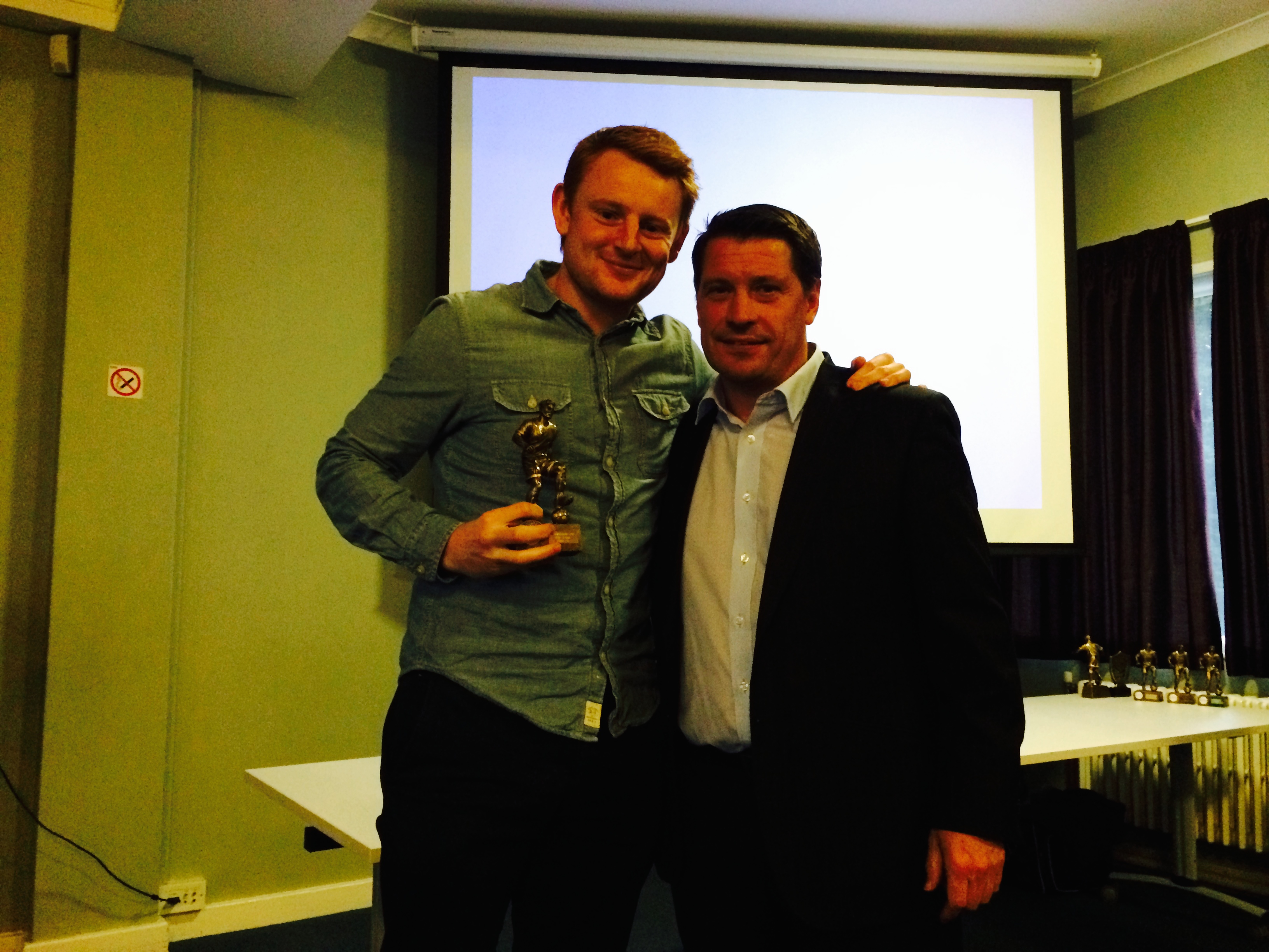 Chris Byrne - 6th Team POTY