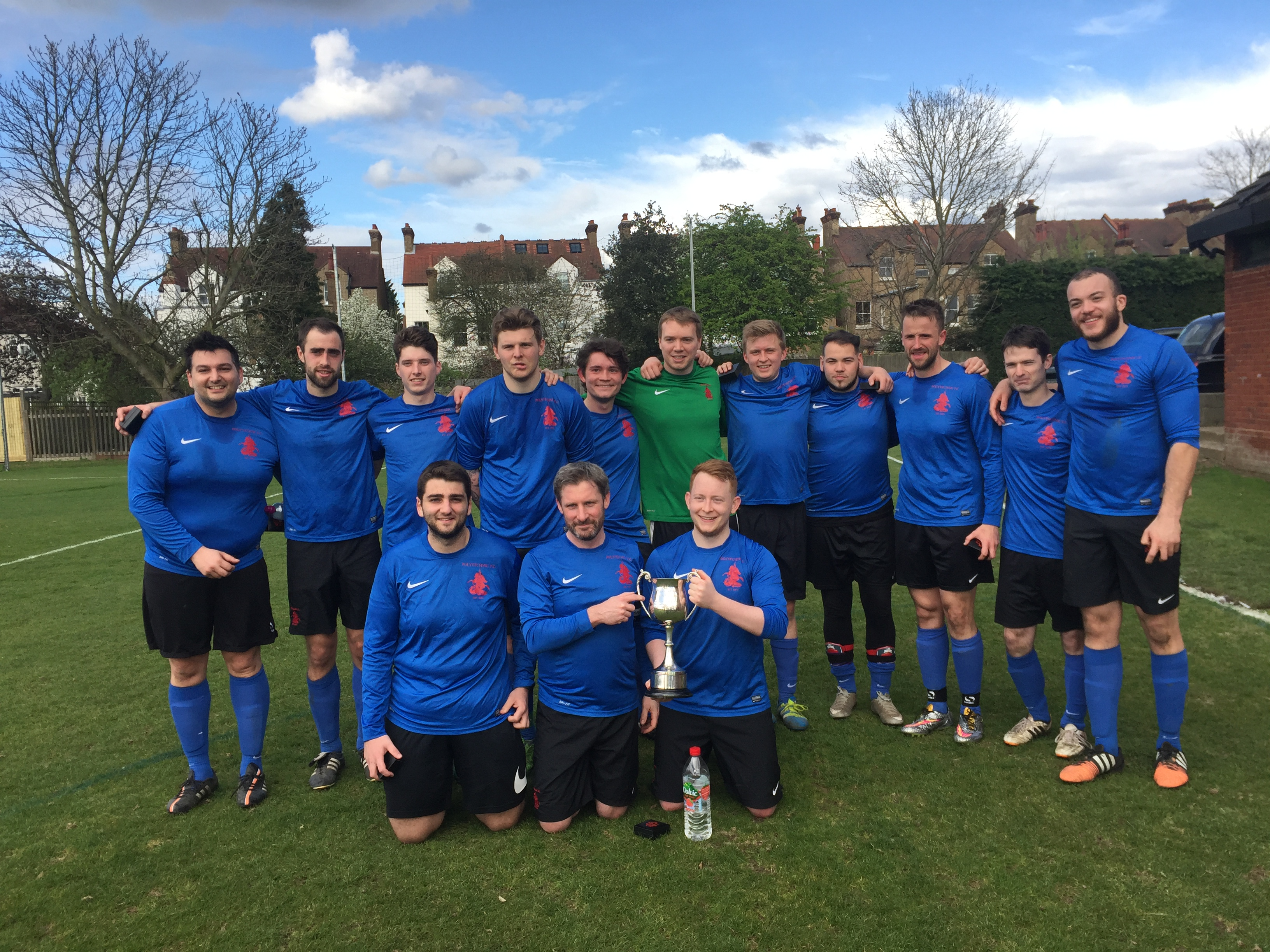 Polytechnic 9s - 2016/17 SAL Intermediate Novets Cup Winners