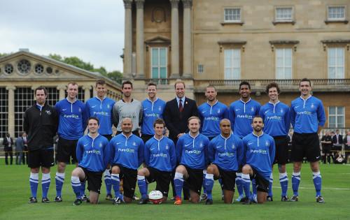FA Grassroots Heroes Reception