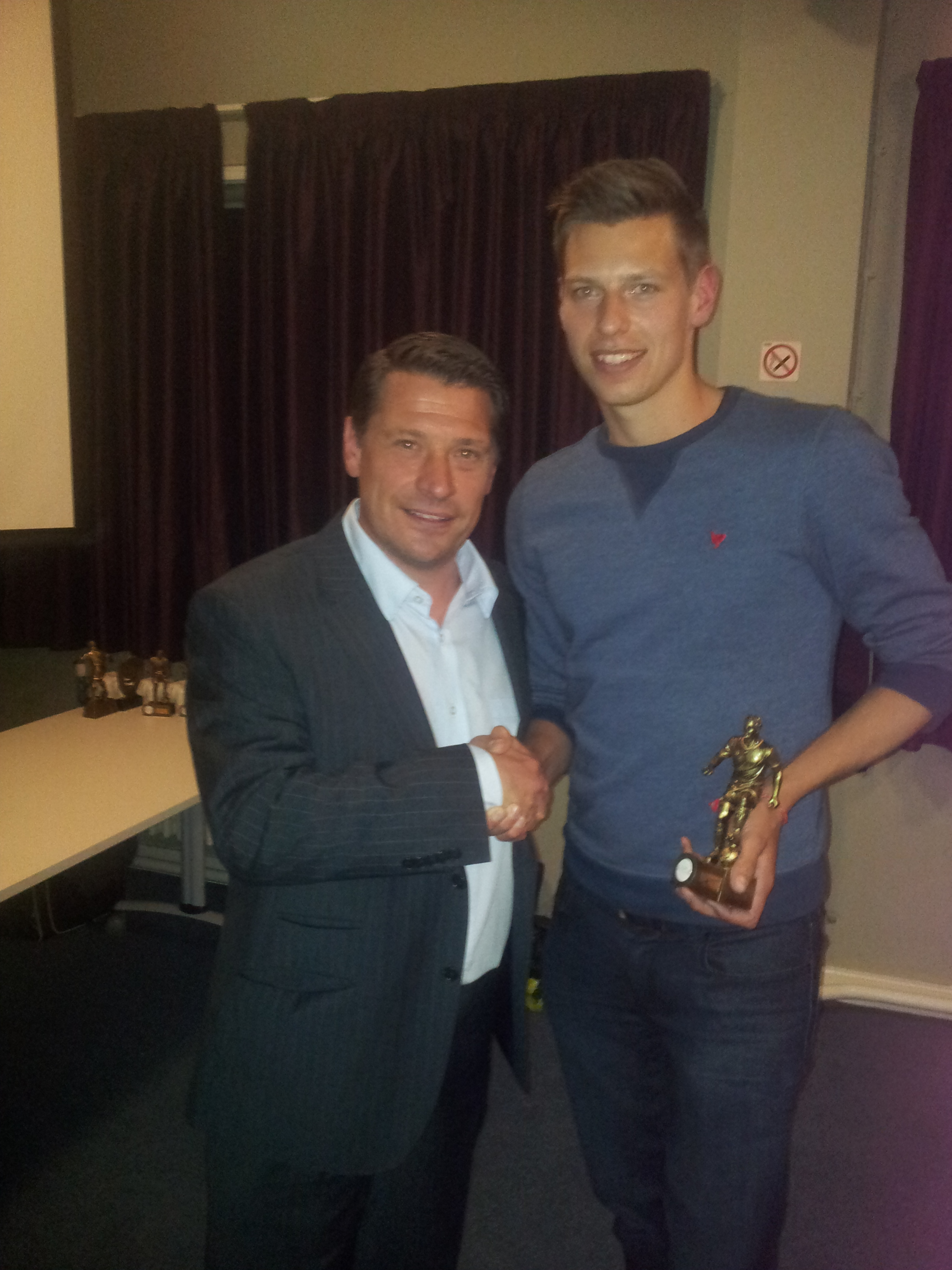 James Cree - 1st Team POTY